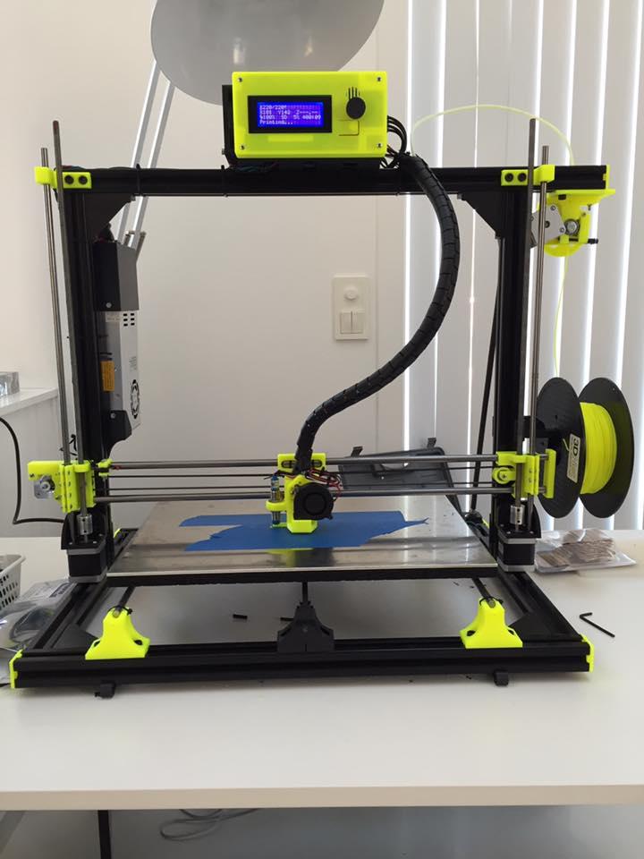 Scalar XL 3D printer