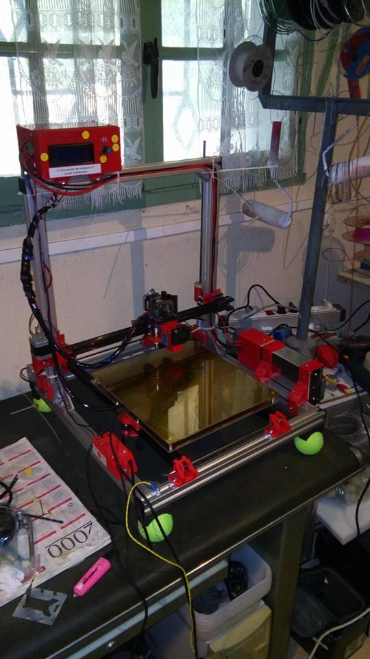 Scalar L 3D printer