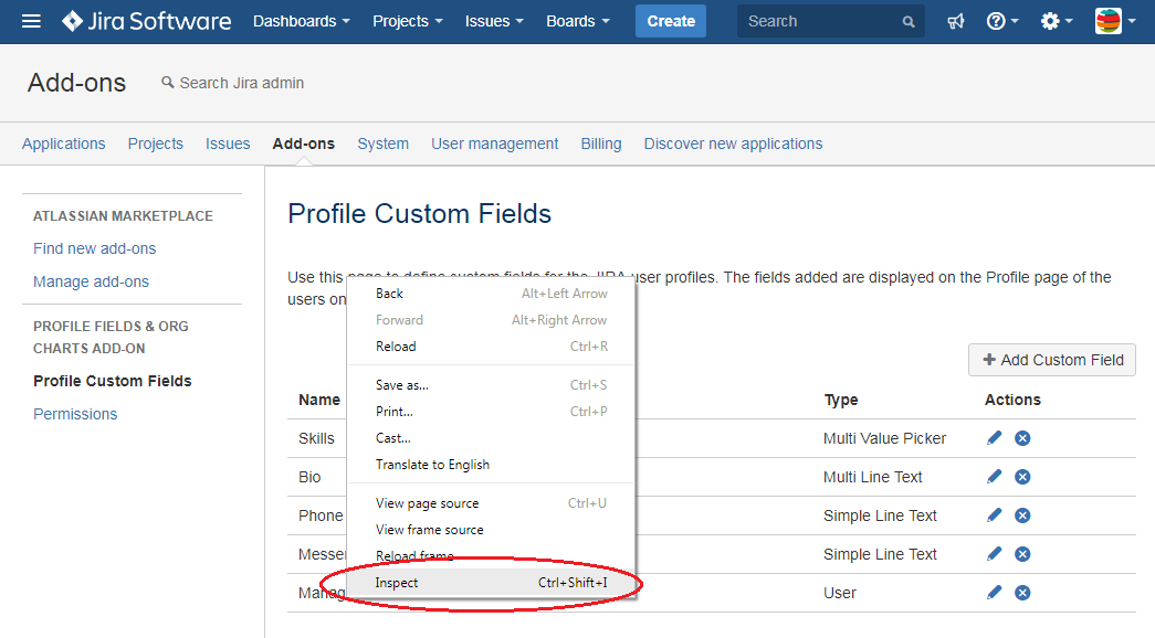 StonikByte / User Custom Fields Add-on / wiki / Home — Bitbucket