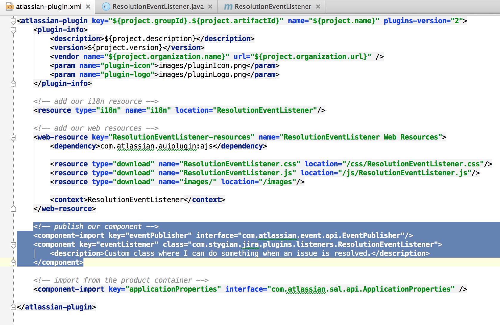 Bhushan154 jira listener tutorial wiki home bitbucket add component baditri Image collections