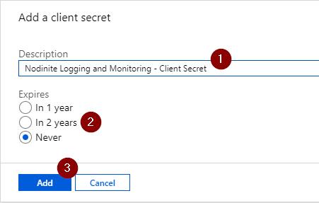 AddaClientSecretModal