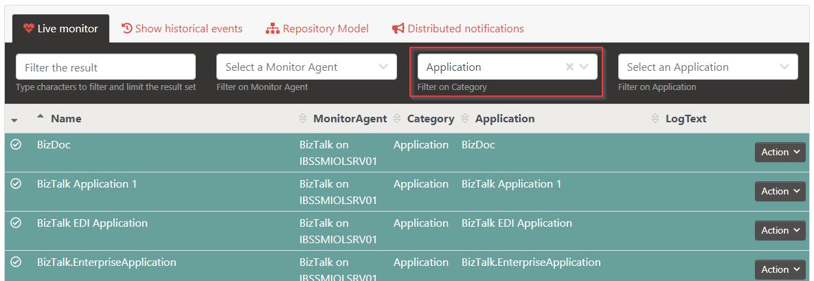 BizTalk Application resource