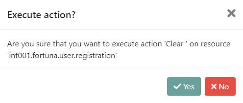 ActionClear