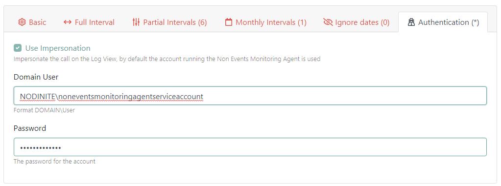 NonEventsAccountConfiguration.png