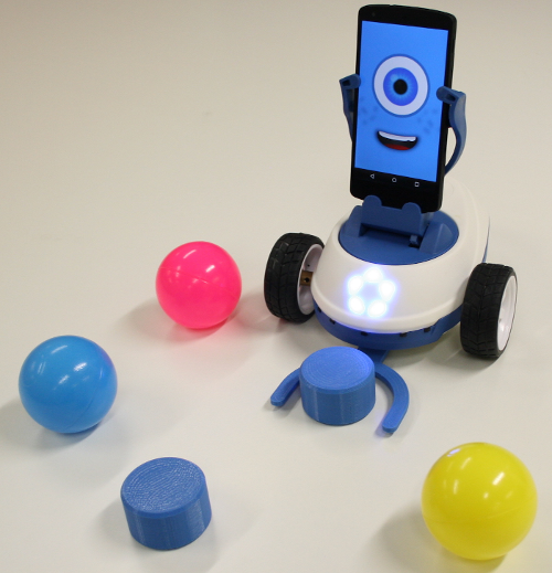 The ROBOBO mobile robot