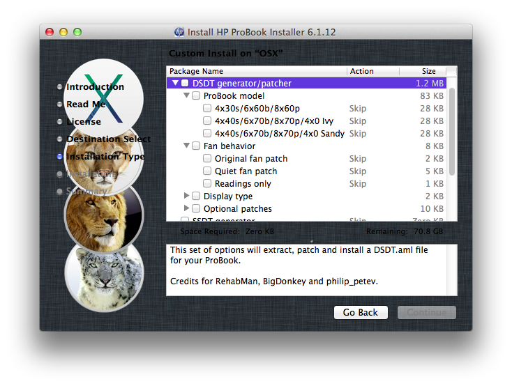 philippetev / HP ProBook Installer / wiki / Home — Bitbucket